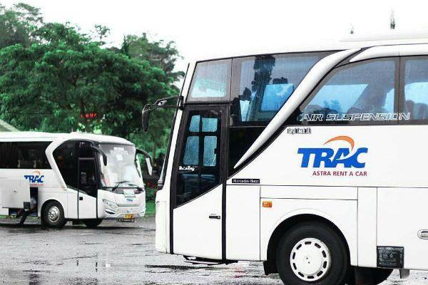 Jasa Penyedia Bis Pariwisata Trac Di Cibarusah Cikarang